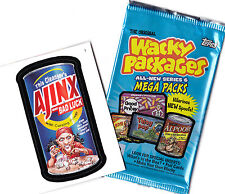 2007 WACKY PACKAGES ALL NEW SERIES 6 (ANS6) - SINGLES (PICK-A-SINGLE) ~L@@K~