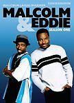 Malcolm  Eddie - Season One (DVD, 2009, 4-Disc Set NEW 260