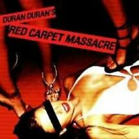 "DURAN DURAN ""RED CARPET MASSACRE"" CD+DVD DELUXE EDITION"