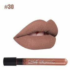 Long Lasting Waterproof Lip Liquid Pencil Matte Lipstick Lip Gloss Makeup #30
