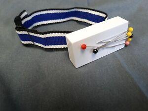 Magnetic Wrist Dressmaker/Sewing Pin Holder