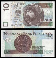 Polonia - Poland  10 Zlotych 15-9-2016 Pick 183b  SC = UNC