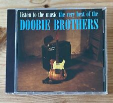 The Doobie Brothers - Listen To The Music - The Best Of The Doobie Brothers - CD