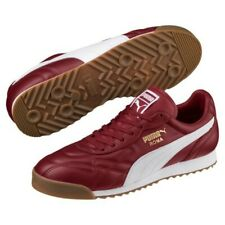 PUMA Mens Roma Anniversario Sneaker Pomagranate Red US Sz  9 1/2