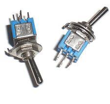 SOUS interrupteurs à bascule MINIATURES 2xein / UN commutation 125 3 A AC