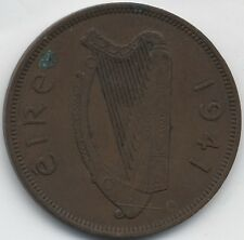 1941 Ireland One Penny***Collectors***High Grade***
