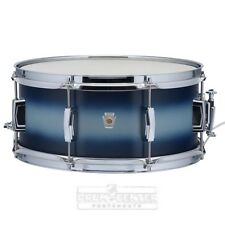 Ludwig Club Date Vintage 14x6.5 Snare Drum Blue/Silver Duco