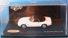 LOTUS ELAN CLOSED CIRRUS WHITE VITESSE 27777 1/43 BLANC weiss CABRIOLET CAPOTE