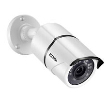Zosi 4in1 Home Bullet Surveillance Security Camera 1080p Hd Outdoor Night Vision