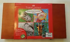 Faber-Castell Young Artist Essentials Gift Set - #fc14528