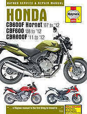 Paper CB Honda Motorcycle Manuals & Literature