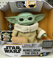 Hasbro Star Wars Baby Yoda The Child Grogu Animatronic Edition