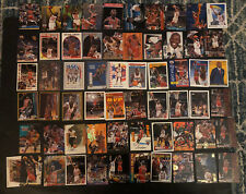 HOT 80-CARD MICHAEL JORDAN LOT HOT! THE LAST DANCE! LOADED W/PARALLELS & INSERTS