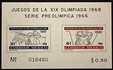 Timbre MEXIQUE / MEXICO Stamp - Yvert Tellier Bloc n°5 n** (Y3)