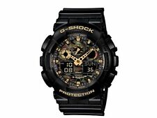 Casio G-shock Mens Chronograph Quartz Watch Ga100cf-1a9cr