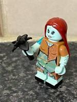 LEGO DISNEY SERIES 2 SALLY NIGHTMARE BEFORE XMAS MINI FIGURE VGC