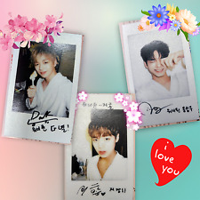 Wanna One Polaroid Photocard11pcs Produce 101  Kang Daniel Park Ji Hoon Nuest