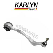 For BMW Front Driver Left Lower Forward Control Arm & Bushing Karlyn 31122405861