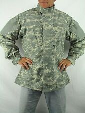 Hunting Camo Army Digital Camo Rip Stop  Jacket  NWOT Large Long  H3