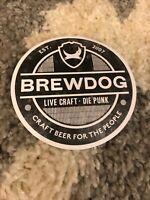 FOUNDERS BREWING Backwoods Bastard bourbon STICKER decal craft beer Brewery