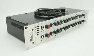 TL Audio Ivory Series EQ-5013 2-Channel Parametric Equalizer