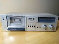 Realistic Cassette Tape Deck SCT-24 A Stereo (Vintage, FOR PARTS OR REPAIR)