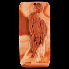 Carved Venus And Cupid Bead C EE516054