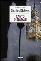Canto di Natale di Charles Dickens Nuovo Libro Crescere Edizione
