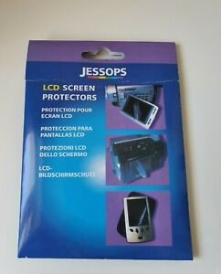 Jessops LCD screen protectors for camera, phone, drone screens etc.