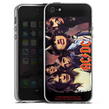 Apple iPhone 5 Silikon Hülle Case - ACDC HIGHWAY