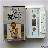 The Best Of James Galway Tape No.3 Only Reader's Digest Tape Cassette (C20)
