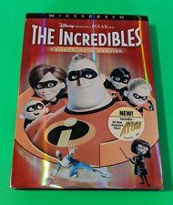 The Incredibles (Dvd, 2-Disc Set, Widescreen & Collector's Editions) Family Fun!
