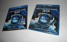 IMAX Space Station 3D (Blu-ray NEW) Tom Cruise, Toni Myers