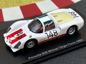 1/43 Porsche 906 #148 Mairesse/Müller Sieger Targa Florio 1966 SPARK 43TF66 OVP
