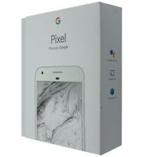Original Empty Retail Packaging Box w/ Tray for Google Pixel 5 Silver 128GB
