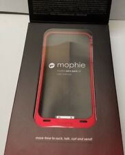 Authentic Mophie Juice Pack Air Apple iPhone 4 4S OEM NEW!!   RED  BLACK WHITE