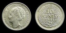 Netherlands - 10 Cent 1941 PP ~ Prachtig