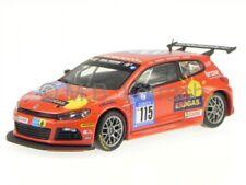 VW Scirocco GT 24 Erdgas Racer diecast model car Norev 1/43