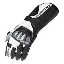 Held Phantom II Motorrad-Sporthandschuh Känguruleder II.Wahl schwarz/weiß 10