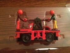 Lionel 81439 Operating Halloween Pumpkinhead Handcar New in Box!