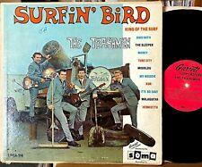 The Trashmen Surfin' Bird Vinyl LP Garrett LP-GA 200 Soma First Pressing 1964