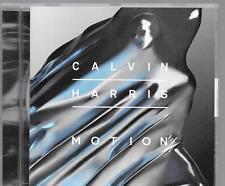 CD ALBUM 15 TITRES--CALVIN HARRIS--MOTION--2014