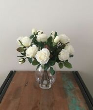 Unbranded 100% Silk Rose Flowers & Floral Décor