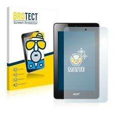 2x BROTECT Matte Screen Protector for Acer Iconia One 7 B1-750 Protection Film