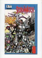Stormwatch Sourcebook Image Comics