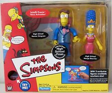 THE SIMPSONS. HOMER & MARGE HIGH SCHOOL PROM ENVIRONMENT. PLAYMATES. 2002