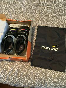 NOS NIB Nike Lance II Cycling Shoes Size 46 US Mens 12 Rare