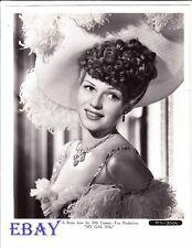 Rita Hayworth sexy VINTAGE Photo My Gal Sal