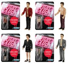 Funko Reaction FIGHT CLUB Complete Set of 4 ACTION FIGURES * NEW Other * Vaulted