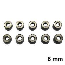 10 Stk. Stellringe Klemmringe 8 mm mit Madenschraube Edelstahl